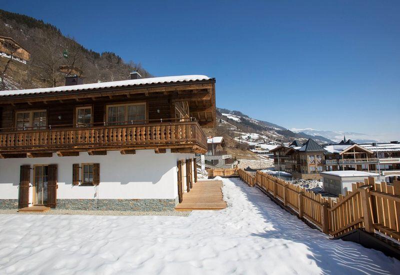 GrünerStein-Haus Alpenrose