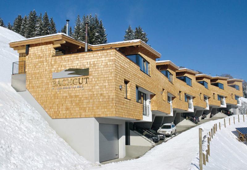 Bachgut, das Resort am Berg - chalet 2