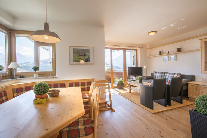 Appartement Konigsleiten - Haus Carina