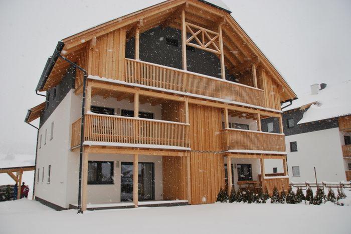 Appartement Mauterndorf - Panorama Appartement 1
