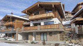Nationalpark Chalet Arventalspitze