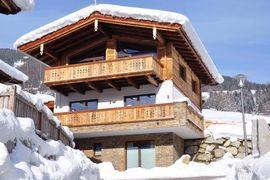 Nationalpark Chalet Tulpspitze