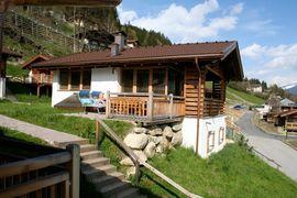 Schöneben Achental Hütte