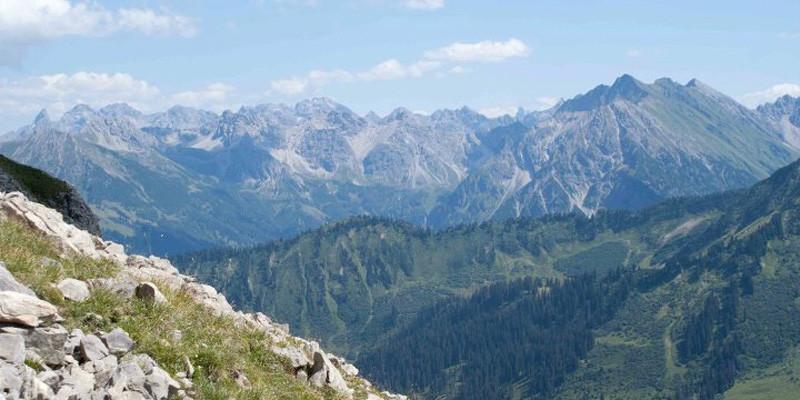 Bergen in het Salzburgerland