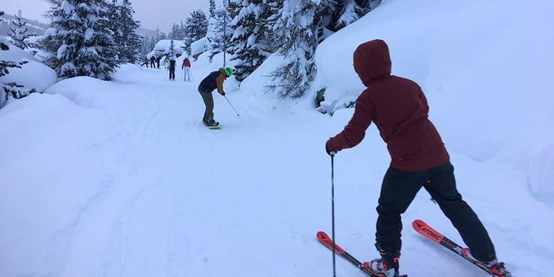 Skiën Oostenrijk
