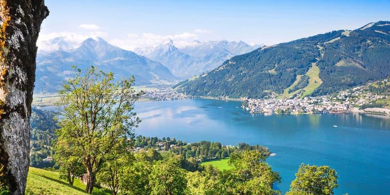 Uitzicht Zell am See