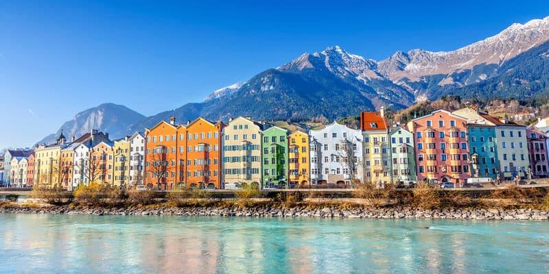 Innsbruck zomer
