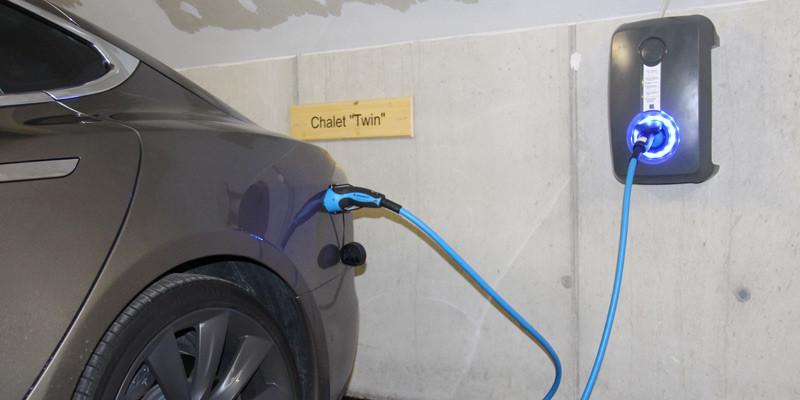laadpunt elektrische auto