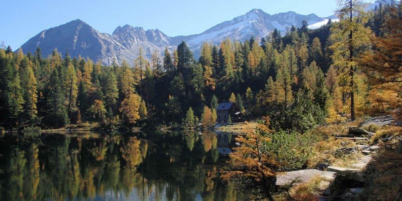 hersftavakantie Oostenrijk