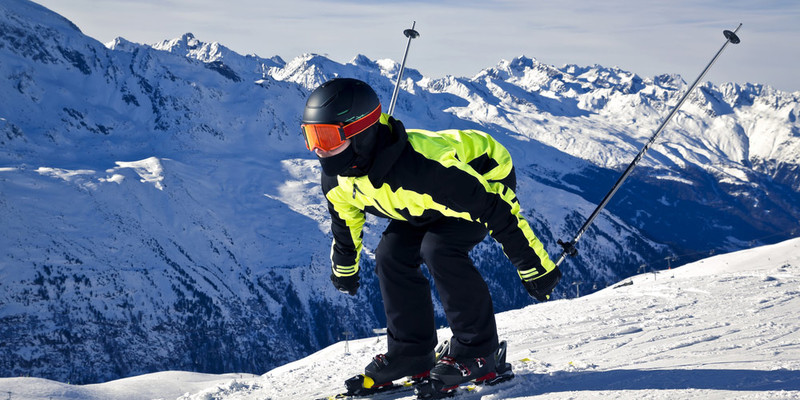 skier oostenrijk