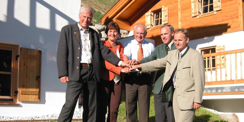Opening Schöneben; Ton en Yvonne Jansen,  Schausberger, Rainer, Wörister