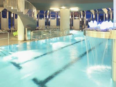 Gratis zwembad toegang