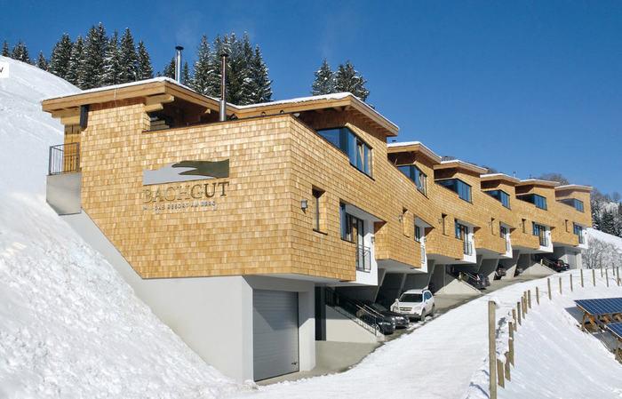 Bachgut, das Resort am Berg Chalet 4 Salzburgerland