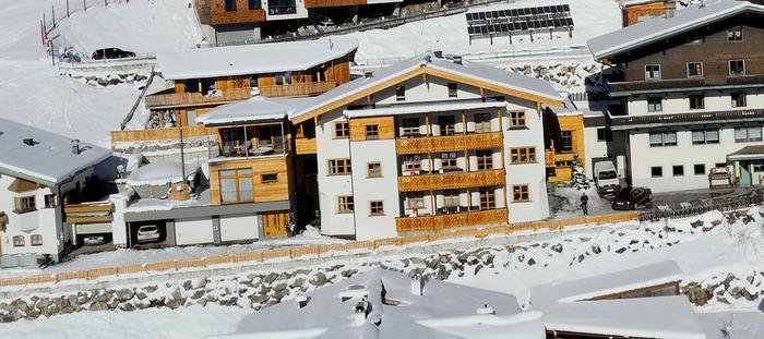 Bachgut, das Resort am Berg Stammhaus Frühling Salzburgerland