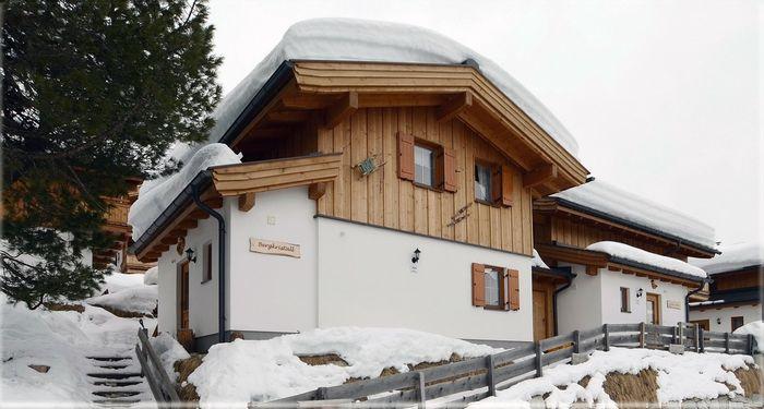 Chalet Bergkristall Silberleiten Salzburgerland