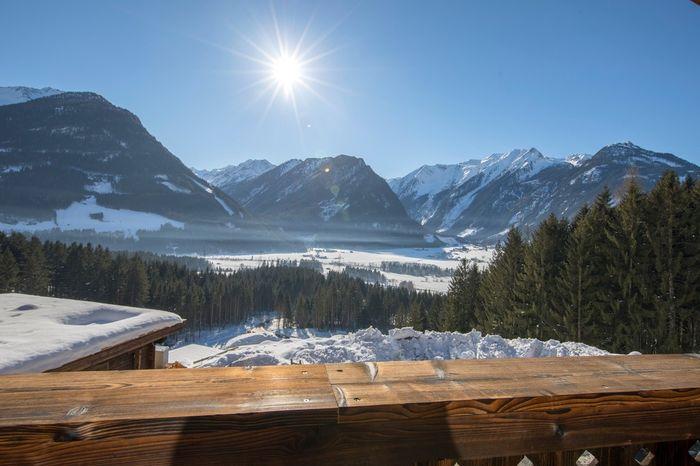 Nationalpark Chalet Quirl Salzburgerland