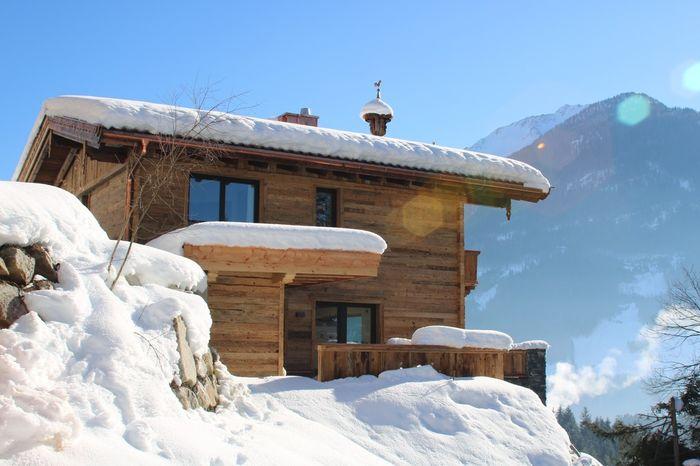 Nationalpark Chalet Rosenspitze