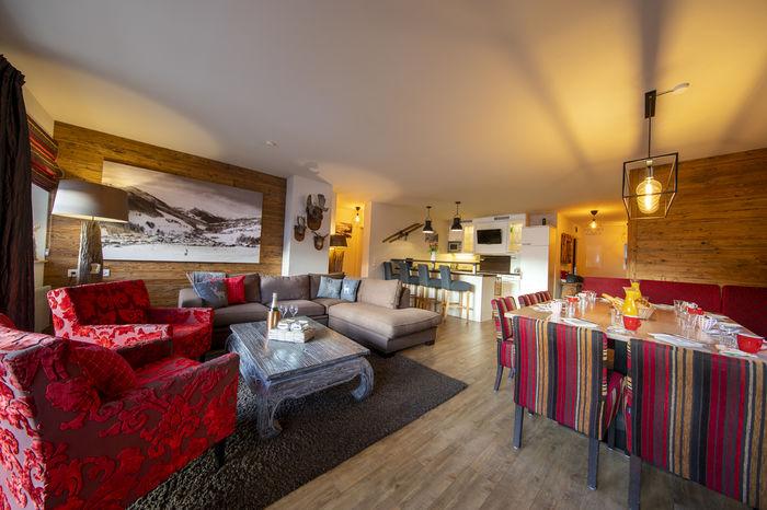 Alpen Resort Saalbach D2 3 Salzburgerland