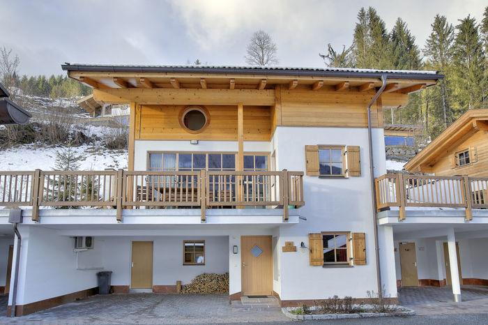 Schöneben Chalet Holzblick Salzburgerland