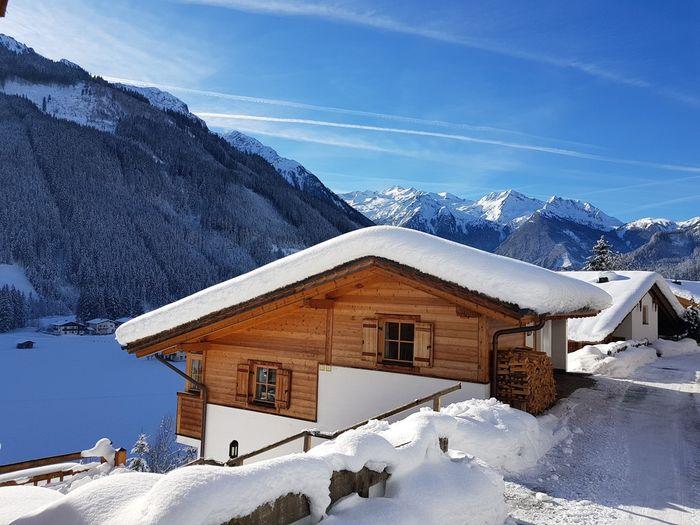 Schöneben Heidi's Alm Hütte Salzburgerland