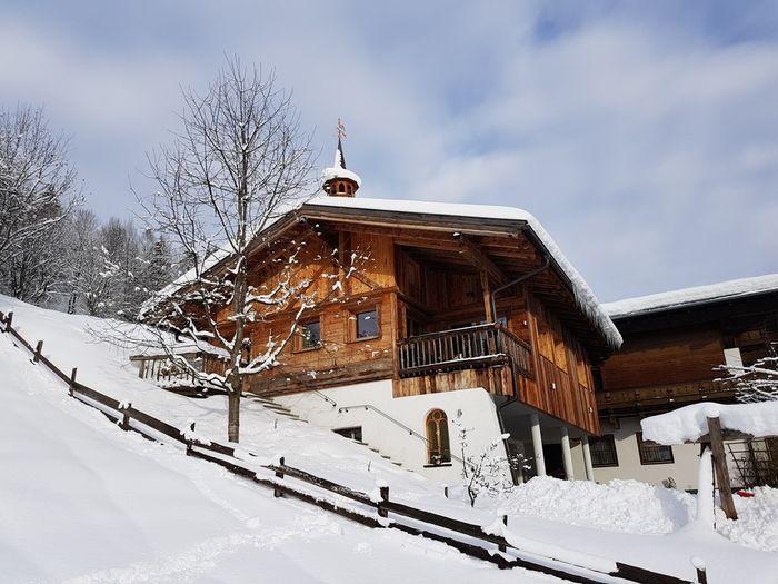 Haus Rendl 1 Salzburgerland