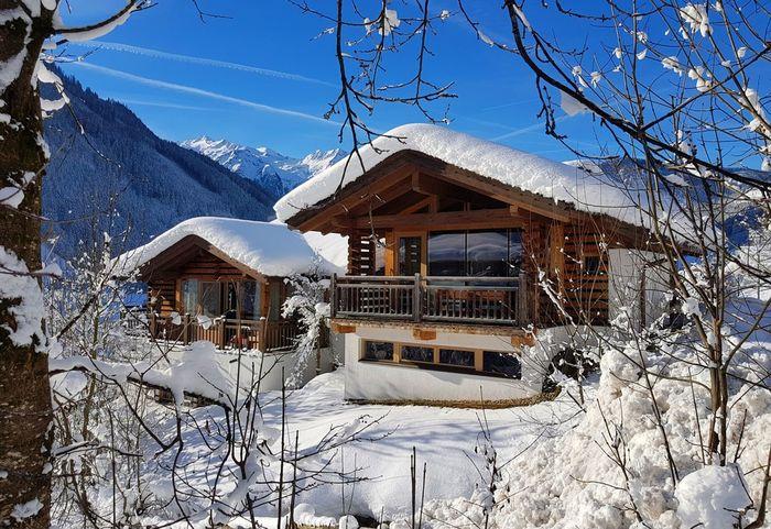 Schöneben Chalet Schneerose Salzburgerland